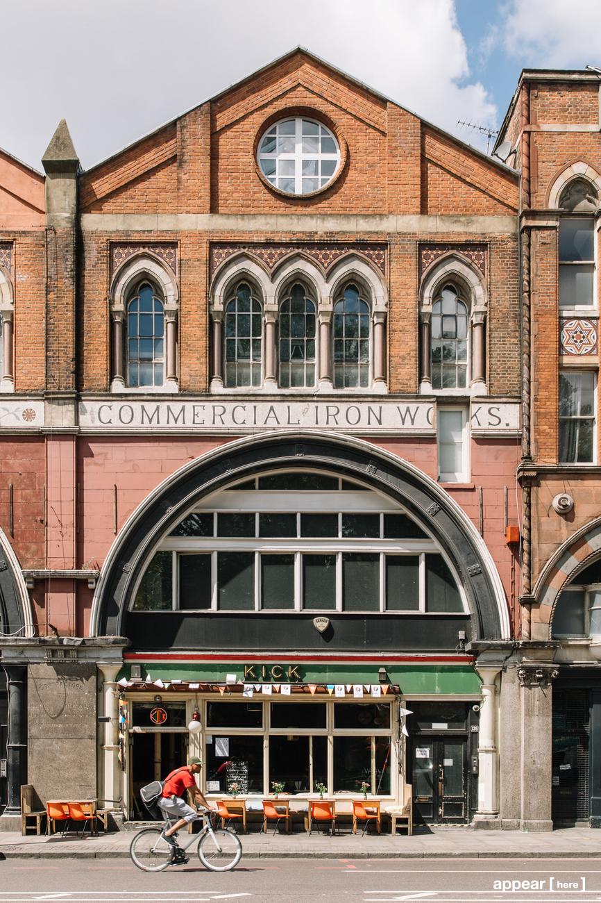Shoreditch Market: Rent & Book Stores & Spaces